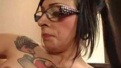 Kimmy, Belgian Tattoo Cutie Banged