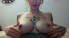 Inked And Pregnant Hotty