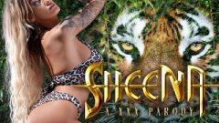 Inked Curvy Honey Sheena Nursing You After Lion Attack