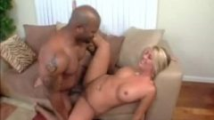 Golden-haired Vixen With Hairy Twat Takes Railed By Chocolate Tool