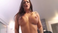 Incredible Spanish Darling Desires To Swallow French Sperm