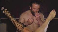 Fakehub-rebecca, Jennifer, And Billy All Share A Passionate Three Way