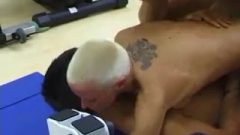Bald Headed Uk Enormous Brother Star Nichola Holt In Dp Action.